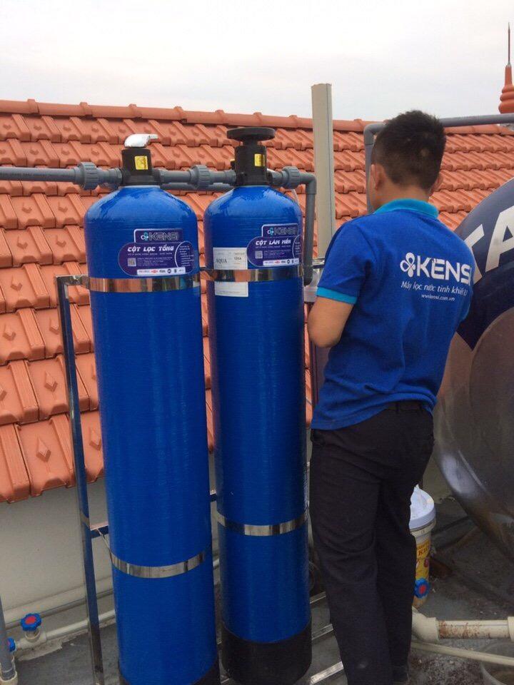 Cung cấp máy lọc nước công nghiệp và bán công nghiệp ở Quảng Ninh