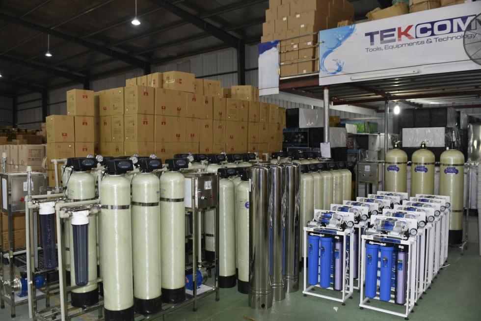Cung cấp máy lọc nước công nghiệp và bán công nghiệp ở Hà Nội