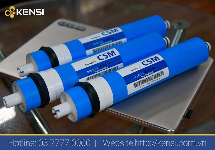 Công nghệ màng lọc RO CSM