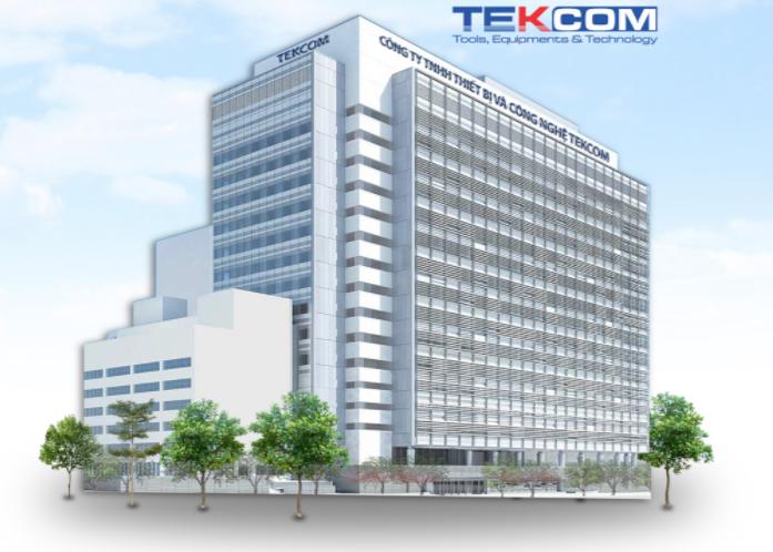 Công ty sản xuất máy lọc nước tinh khiết ro TEKCOM