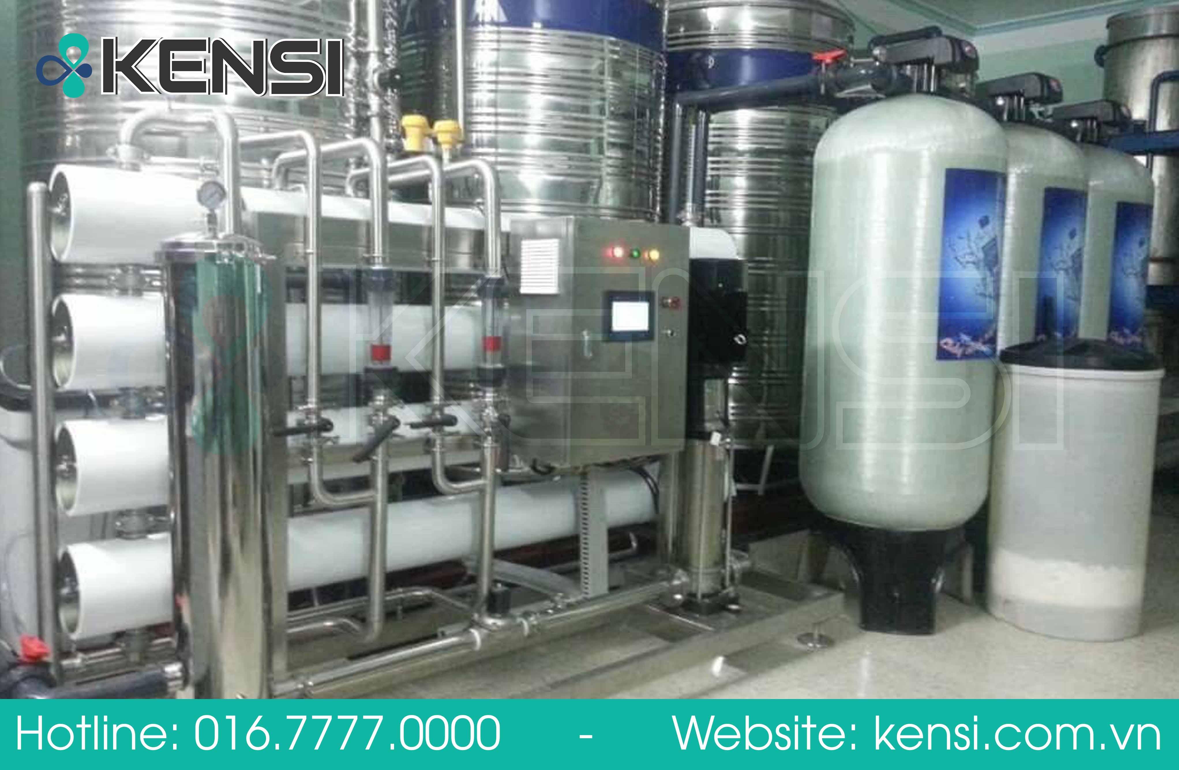 Báo giá lắp đặt máy lọc nước công nghiệp và bán công nghiệp trên địa bàn Hà Nội