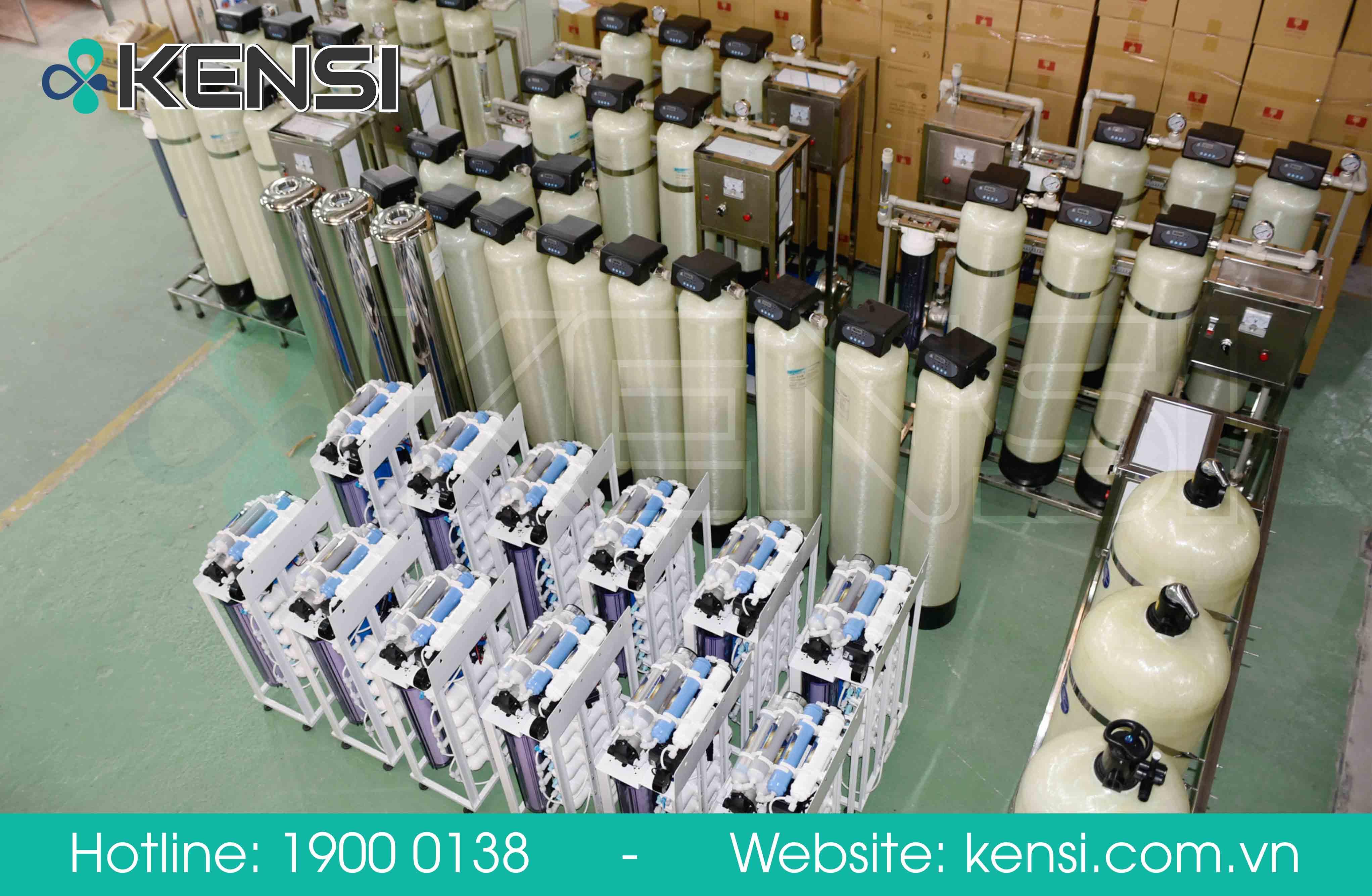 Lắp đặt máy lọc nước công nghiệp và bán công nghiệp tại Đà Nẵng