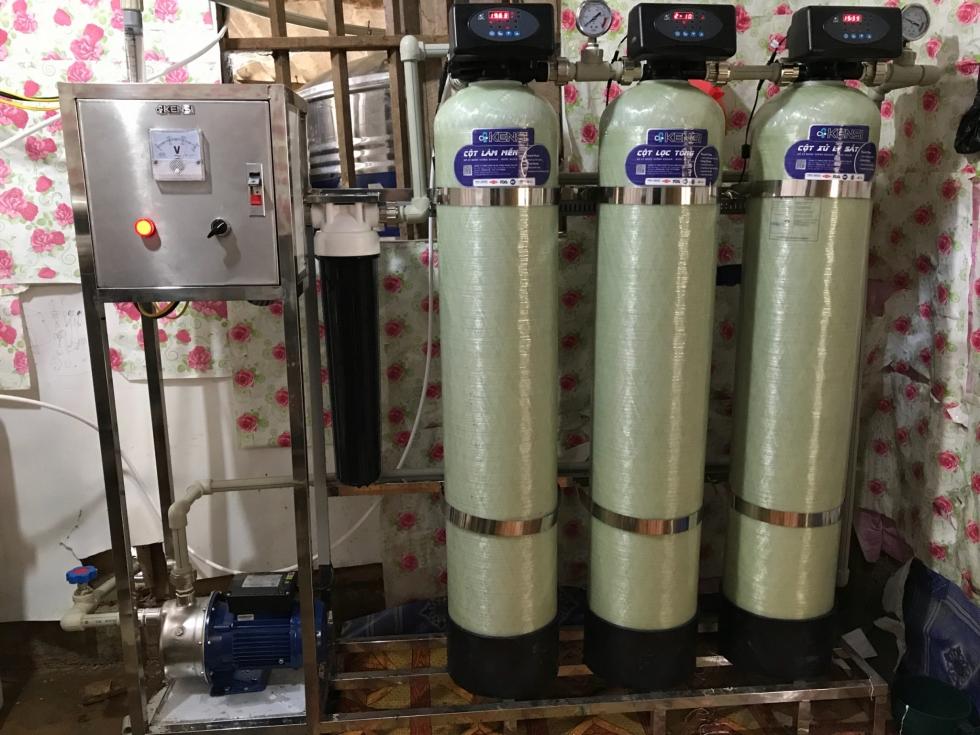 Đảm bảo máy lọc nước đúng hãng, mang đến nguồn nước siêu sạch đạt yêu cầu